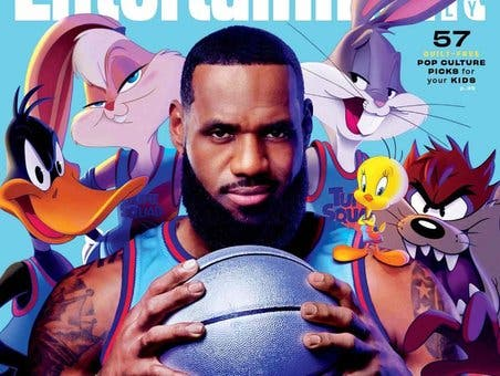 Space Jam: A New Legacy'